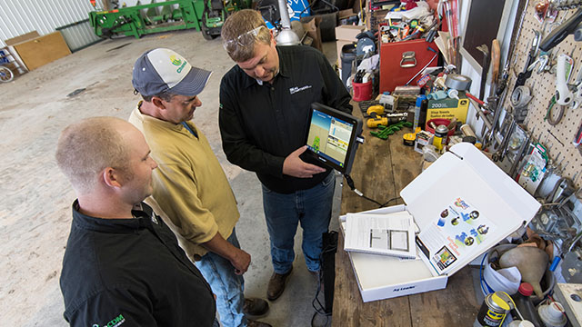 Precision Ag Iowa | Agronomy Experts | Cash Bids - Ag Partners