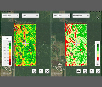 Utilizing Imagery In Agriculture