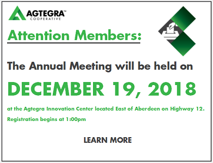 Agtegra Annual Meeting