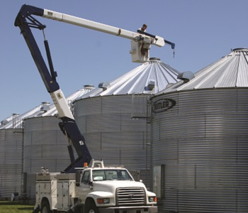 MONITORING SOYBEAN STORAGE QUALITY