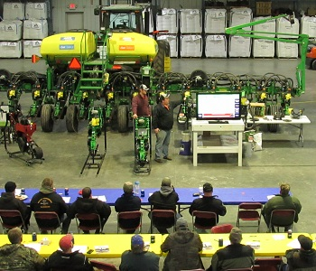 Agtegra Innovation Center Planter Clinic
