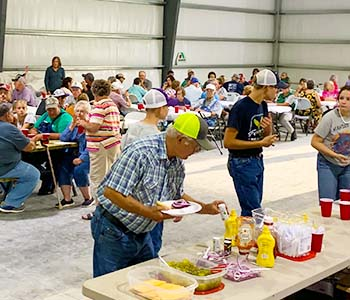 AgriTrails Hosts Appreciation Picnics