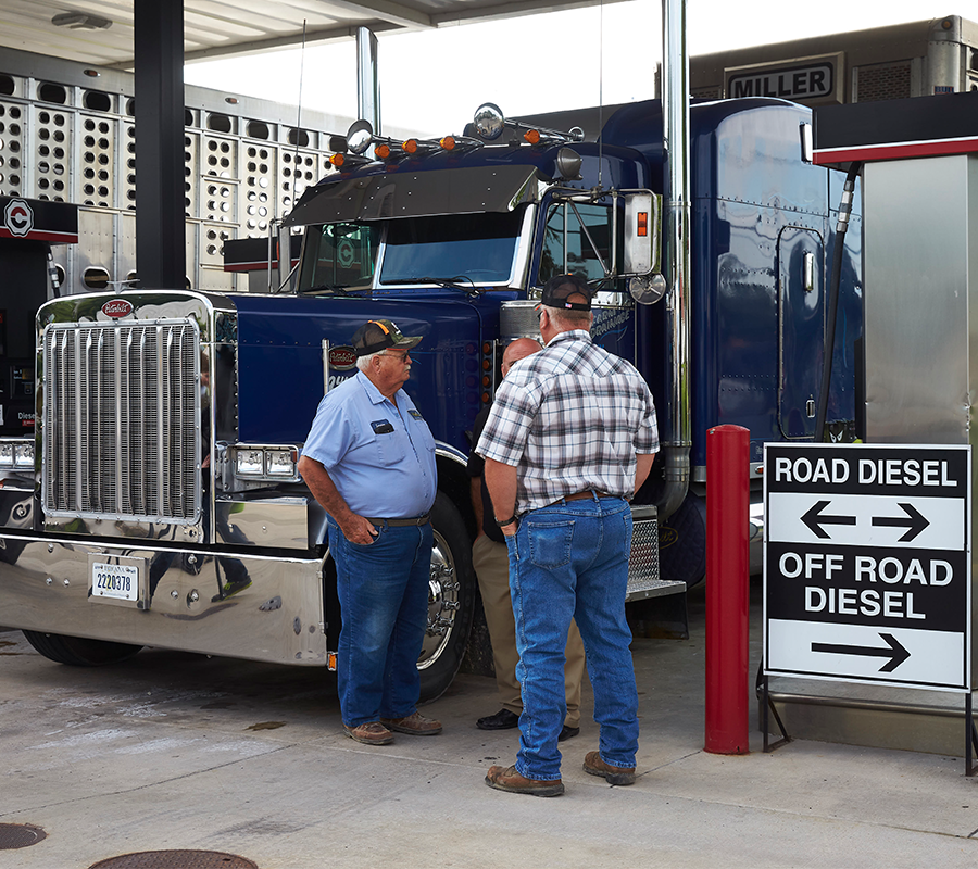 Fuel Ordering Indiana | Commercial Fuel - Ceres Solutions