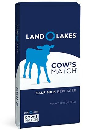 Land O'Lakes® Cow's Match® n/m MOS 50#