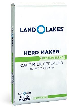Land O'Lakes® Herd Maker® Starter/Grower Calf 18 B60 Pel 50#