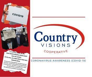 COVID-19 Business Update for Country Visions