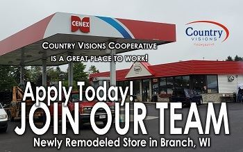 C-Store Clean/Stock/Food Prep - Branch, WI