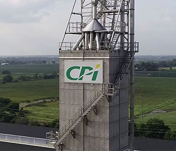 Loss Of CPI Dry Plant in Hastings, NE