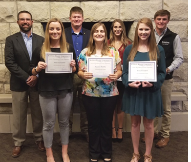 Area students receive 2018 CHS Foundation Scholarship Awards