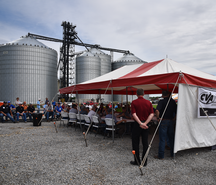 Central Valley Ag hosts open house at brand new facility in Washington County