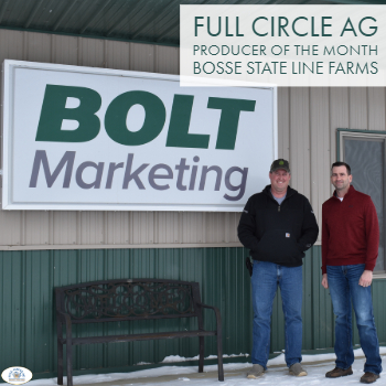 Producer of the Month - Bosse State Line Farms