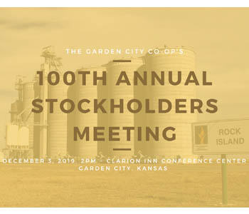 Announcement of the 100th Annual Stockholders Meeting