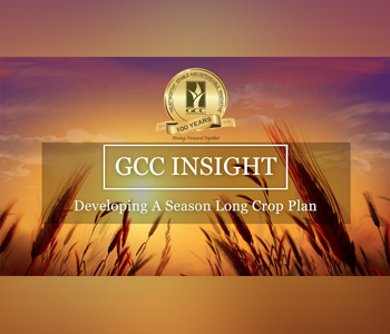 GCC Insight:  Developing a Season Long Crop Plan