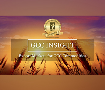 GCC Insight:  Export Markets for GCC Commodities