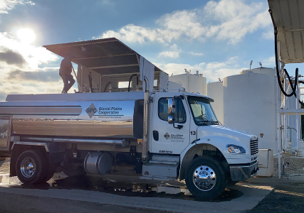 Image of GPC Fuel Delivery Truck