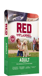 Red Flannel - Adult Dog Food