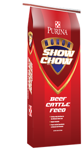 Show Chow - Beef Cattle
