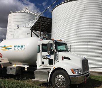 Liquid Propane Sales Rep./Driver (LPSR) - Henry County, Rushville, New Castle and Hagerstown Areas