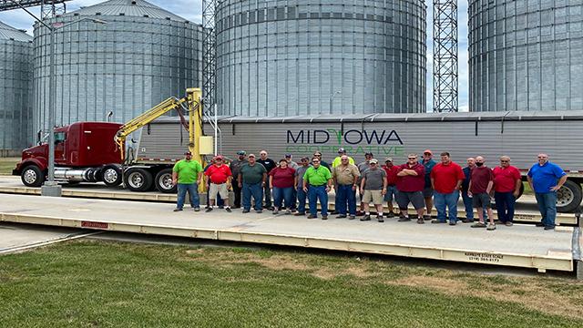 Mid-Iowa Team