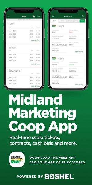 Midland Marketing Bushel App
