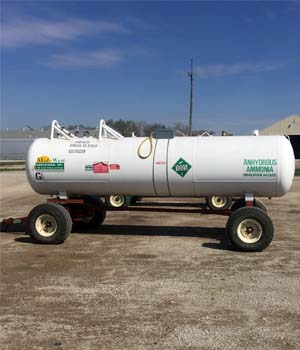 Avoiding Corn Injury After NH3 Application