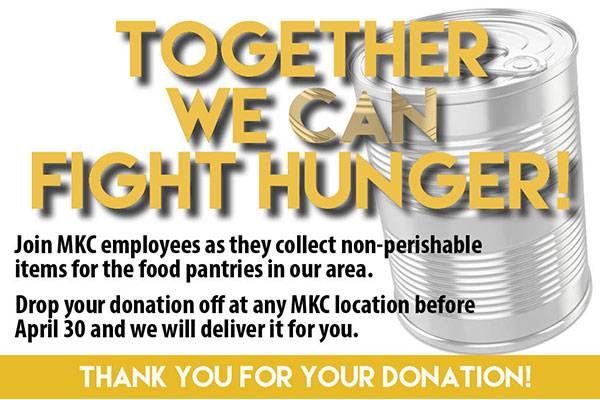 Together We Can Fight Hunger