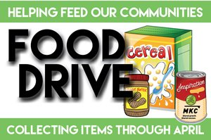 Employees Host Annual Food Drive to Help Fight Hunger