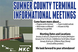 Sumner County Terminal Informational Meetings