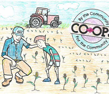MKC Announces Co-op Month Coloring Contest Winners