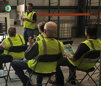 NuWay Cooperative Participates in Modern Ag Tour