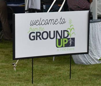 NuWay Cooperative Sponsors 3rd Annual From the Ground Up Event