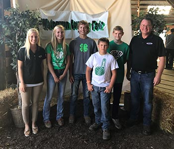 NuWay Cooperative Supports 2018 Watonwan County 4-Hers