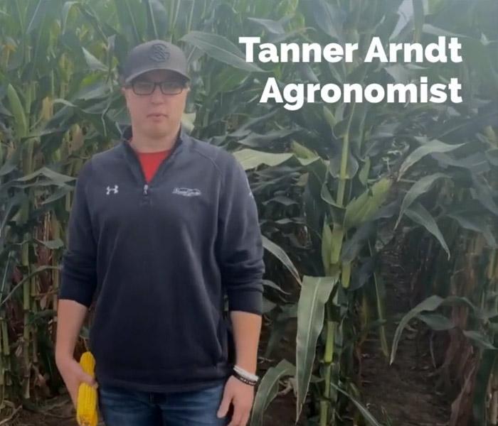 Tanner Arndt Agronomist