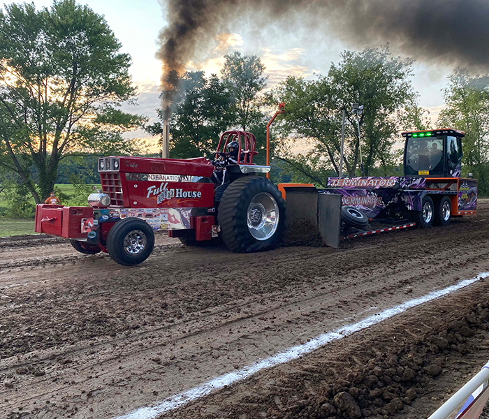River Rumble Tractor Pull