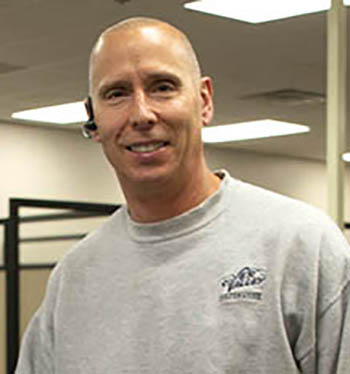 Todd Phillips Receives 10-Year Service Award