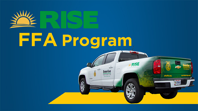 Deadline for the RISE FFA Program is Quickly Approaching