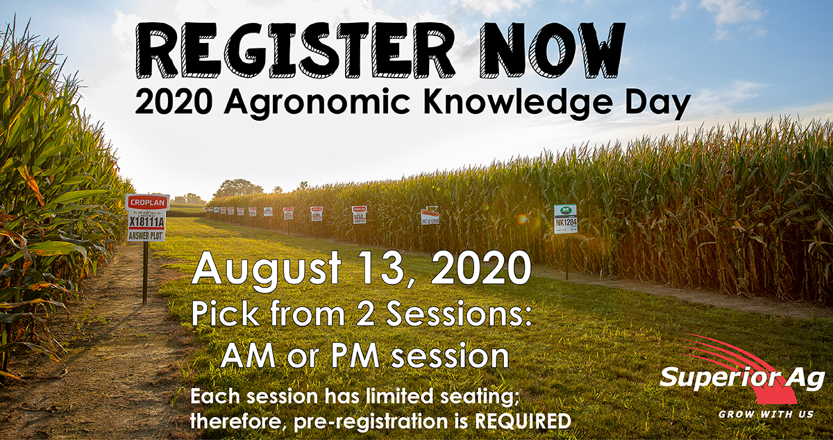 Agronomic Knowledge Day