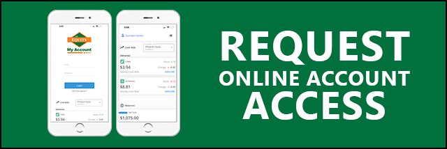 Request Online Access