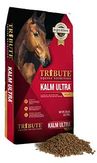Tribute Kalm Ultra Horse Feed