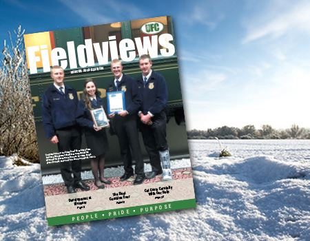 Winter Fieldviews is Here